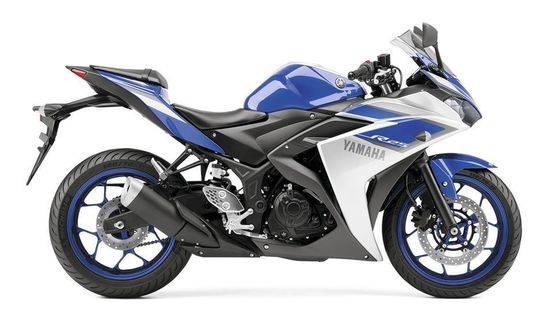 Yamaha R25 250