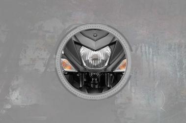 Yamaha Ray ZR Head Light