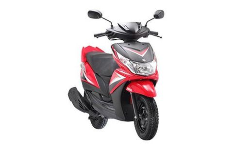 Yamaha Ray Z Regal Red
