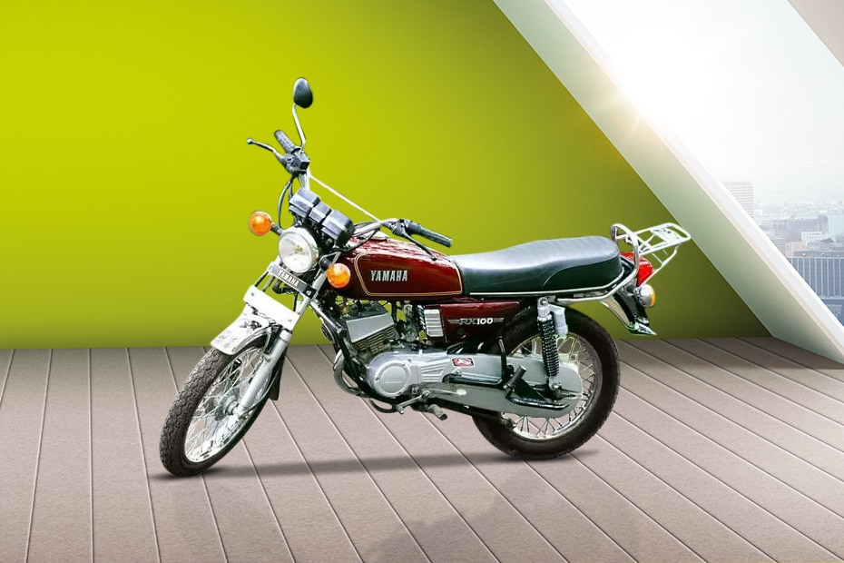 Yamaha Rx 100 Price Specs Mileage Reviews Images