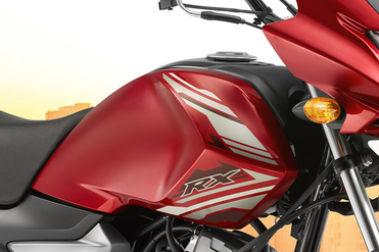 Yamaha Saluto RX Fuel Tank