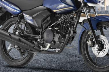 Yamaha Saluto Engine