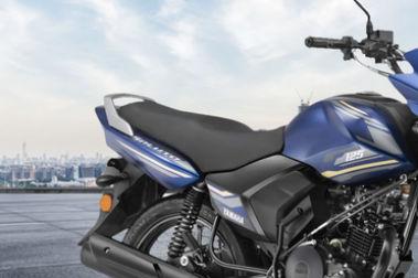 Yamaha Saluto Seat