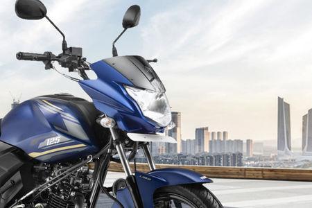 Yamaha Saluto Head Light