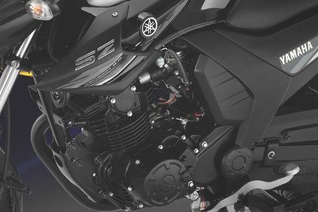 Yamaha SZ-RR Engine
