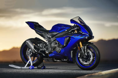 Yamaha YZF R1 Front Right View