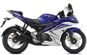 Yamaha YZF R15 pictures
