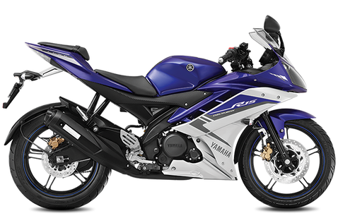 yamaha yzf r15 price in ahmedabad - inr 119688 - get on road price