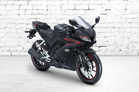 Yamaha YZF R15 Black Raven