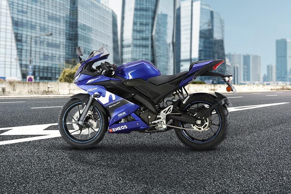 Yamaha YZF R15 V3 Moto GP Edition