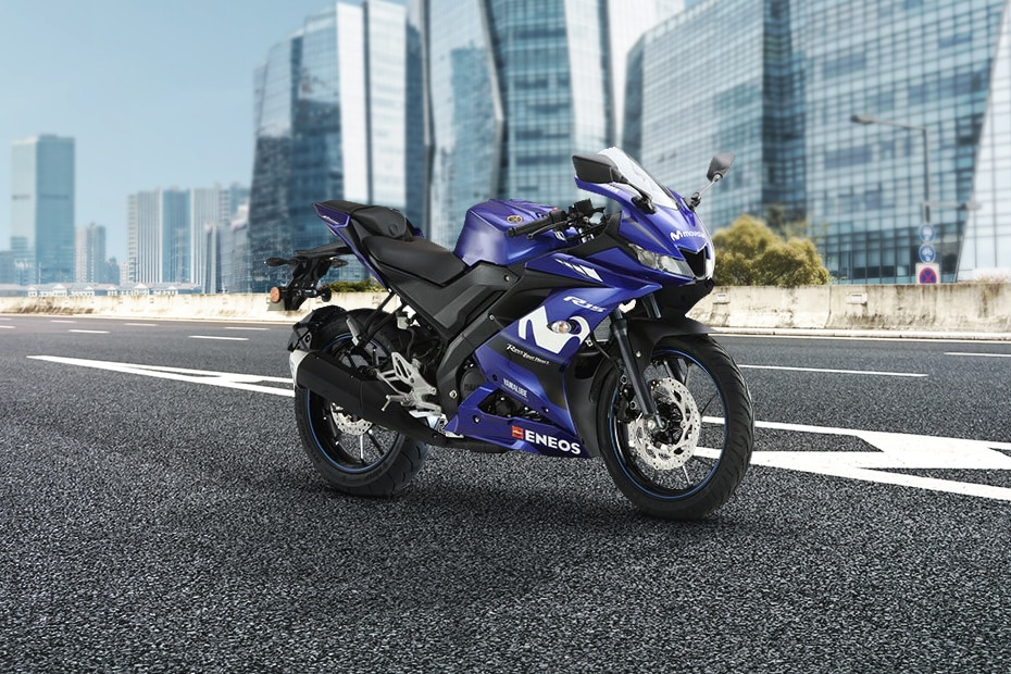 Yamaha Yzf Rs Review