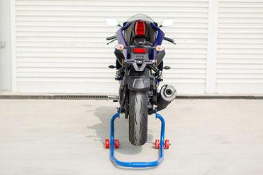 Yamaha YZF R15 V3 Rear View