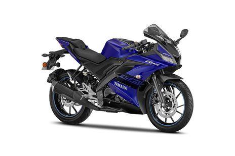 Yamaha YZF R15 V3 Blue