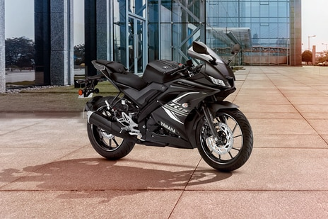 Used Yamaha YZF R15 V3 Bikes in Hyderabad