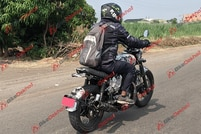 Yezdi Motorcycles Roadking Scrambler