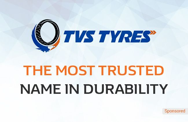 TVS TYRES - The Most Trusted Name In Durability