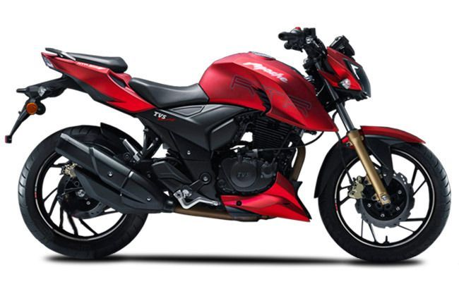 Costs Of Maintaining A TVS Two-Wheeler