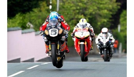 The Deadliest of All Motorcycle Races - Isle of Man TT