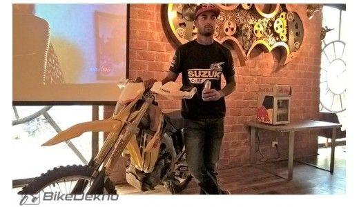 CS Santosh: India's Rally Champ Gets Ready for Dakar 2016