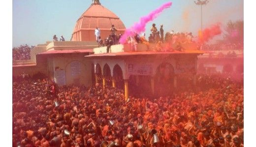 Where will you be riding to this Holi?