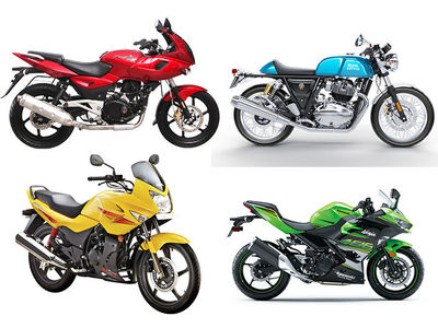 India's Motorcycle Brands Take The Ten Year Challenge