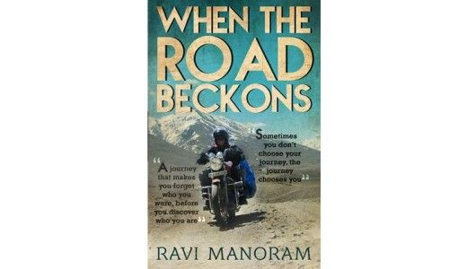 When the Road Beckons:  A journey of adventure & awakening across the high terrains of Ladakh