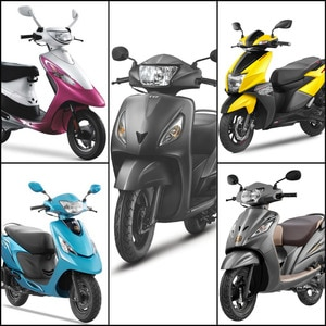December 2018 Offers: TVS Jupiter And NTorq 125 Get Discounts
