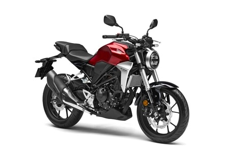 Honda CB300R: Showrooms Where You Can Buy It