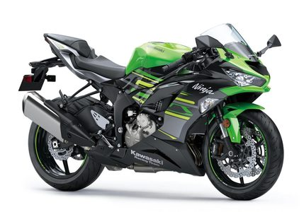 Kawasaki Ninja ZX-6R Deliveries Start in India