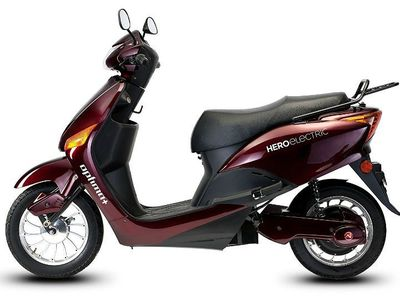 Hero Electric Scooters Price List, New Hero Electric Scooter