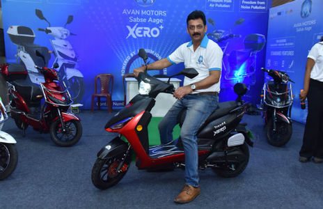 Avan Motors Trend E Electric Scooter To Be Launched By March-end