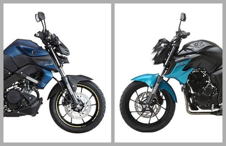 Family Feud: Yamaha MT-15 Vs FZ25