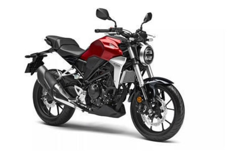 Honda CB300R Accessories Revealed