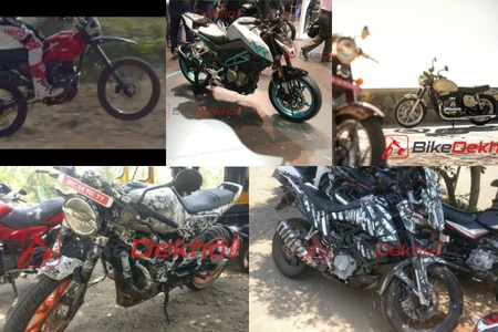 Weekly News Wrap-up: KTM 390 Adventure Spotted Yet Again, Jawa's Fuel Efficiency Revealed, A Hardcore XPulse & More!