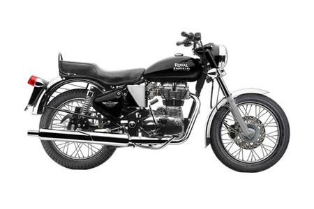 Royal Enfield Bullet 350 ABS Launched