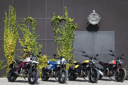 Ducati Scrambler Icon, Cafe Racer, Desert Sled India Launch Tomorrow