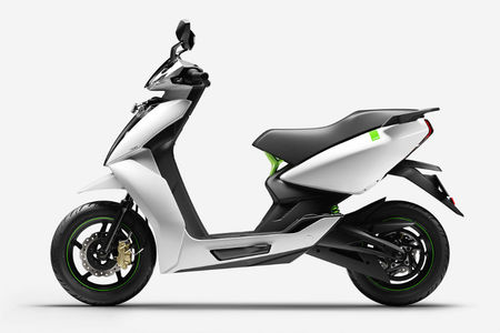 Ather Scooters Receive A Small Price Hike