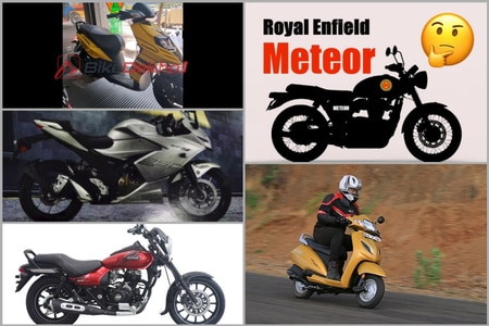 Weekly News Wrapup: Activa 6G Details Revealed, Royal Enfield Meteor Trademarked, Bajaj Avenger 160 Launched And More!