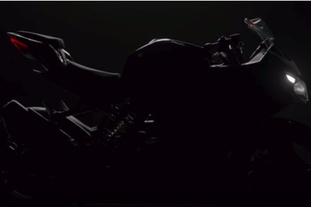 TVS Apache RR 310 New Variant Teased