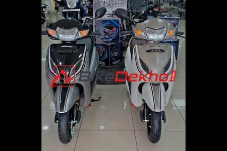 Honda Activa 5G Limited Edition Spotted At Dealership