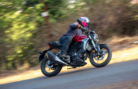 Honda CB300R Review: Picture Gallery