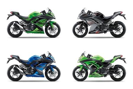 Kawasaki Ninja 300: Which Colour To Pick