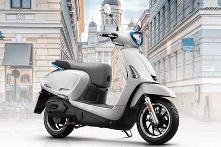 Kymco's First Offering In India Could Be The Like EV