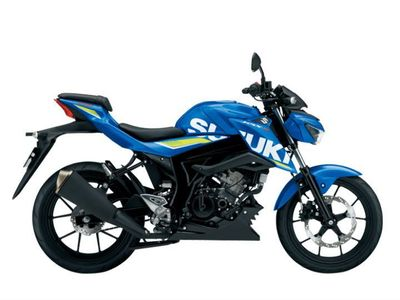 Suzuki Gixxer 250 Images Leaked; Hints At Imminent Launch