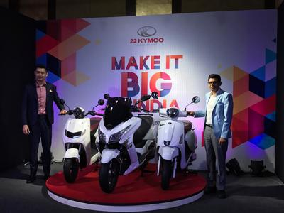 22Kymco To Localise Products In India Soon