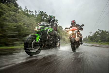 Top 5 Things You Need To Remember Before Riding In The Monsoon