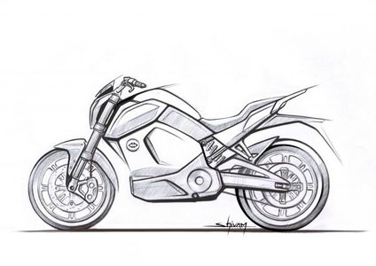 Revolt's First Electric Motorcycle Launching Tomorrow