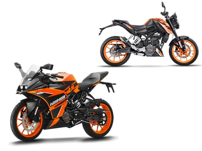 KTM RC 125 vs 125 Duke: Which One To Buy