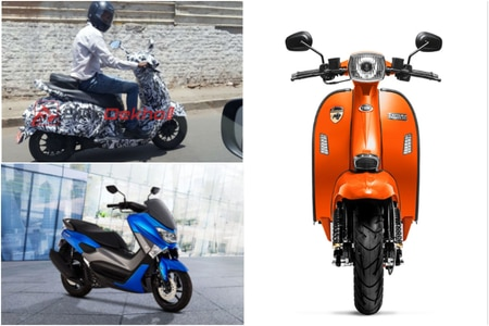 Upcoming Scooters In India: Bajaj's Electric Scooter, Scomadi TL200, Lambretta V200 & More!