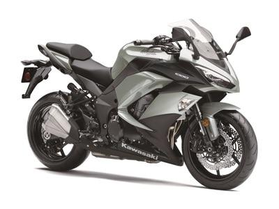 Kawasaki Ninja 1000 Gets Snazzier